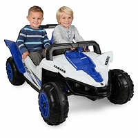 12 Volt Yamaha YXZ Battery Powered Ride-On - Aggressive Design for serious Off-Road Fun! at Walmart for $149.00 Online