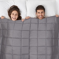 "NEX Weighted Blanket (60"" x 80""20 lbs) Heavy Weighted Blanket at Walmart for $49.99 Online"