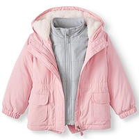 Wonder Nation Toddler Girl 3-in-1 Systems Jacket Coat at Walmart - $0.00 in 0% of stores