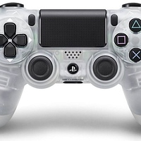 Sony Playstation 4 DualShock 4 Wireless Controller Crystal at Walmart - $25.00 in 33% of stores