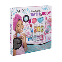 ALEX Spa Ultimate DIY Bath & Body Set: Make Bath Bombs Perfume and Much More! at Walmart for $7.88 Online