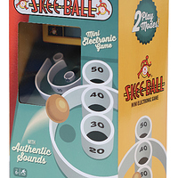 Skee Ball - Retro Electronic Game - HandHeld/Desktop at Walmart - $5.00 in 8% of stores