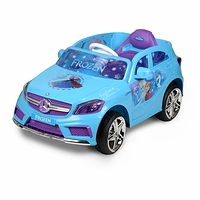 Disney Frozen Mercedes 6-Volt Battery Powered Ride-On- Perfect for your little Elsa or Anna! at Walmart for $69.00 Online