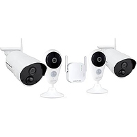 Night Owl - 4-Channel 4-Camera Indoor/Outdoor Wireless 1080p NVR Surveillance System at Best Buy for $149.99 Online