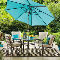 Mainstays Richmond Hills 5-piece Dining Set at Walmart - $49.00 in 6% of stores