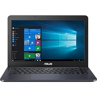"ASUS L402WA-EH21 Thin and Light 14"" HD Laptop; AMD E2-6110 Quad Core 1.5GHz Processor,AMD Radeon R2 Graphics,4GB RAM,32GB eMMC Flash Storage,Windows 10 S with FREE 1yr Office 365 Subscription Included- $121.49"