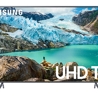 "SAMSUNG 55"" Class 4K Ultra HD (2160P) HDR Smart LED TV UN55RU7200 (2019 Model) at Walmart - $249.00 in 7% of stores"