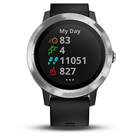 Garmin Vivoactive 3 Smartwatch - Black at Target - $129.99 in 96% of stores
