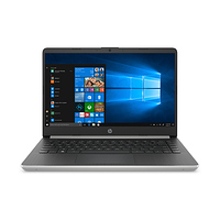 "HP 14"" Laptop AMD Ryzen 3 3200U 4GB SDRAM 128GB SSD Whisper Silver 14-dk0028wm at Walmart - $184.00 in 9% of stores"