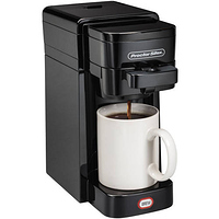 Proctor Silex Single Serve Coffee Maker | Model# 49961 at Walmart for $12.26 Online