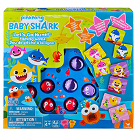 Pinkfong Baby Shark Fishing Game and Memory Match Bundle at Walmart - $2.00 in 11% of stores