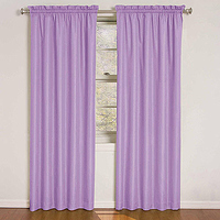 Eclipse Kids Quinn Energy-Efficient Curtain Panel at Walmart - $3.00 in 7% of stores