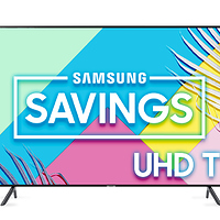 "SAMSUNG 75"" Class 4K UHD 2160p LED Smart TV with HDR UN75NU6900 at Walmart - $798.00 in 8% of stores"