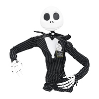 Jack Skellington Nightmare Before Christmas Prop at Walmart - $4.99 in 9% of stores