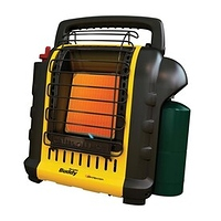 Mr. Heater 9000-BTU Portable Radiant Propane Heater at Lowes - $39.50 in 9% of stores