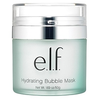 E.l.f. Hydrating Bubble Face Mask - .69oz at Target - $7.00 in 24% of stores