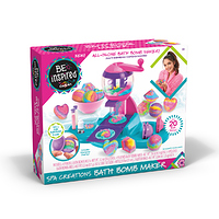 Be Inspired Spa Creations Bath Bomb Maker by Cra-Z-Art at Walmart for $7.97 Online