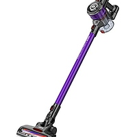 Cordless Vacuum, ONSON Cordless Stick Vacuum Cleaner, 250W Powerful Cleaning Lightweight 2 in 1 Handheld Vacuum with Rechargeable Lithium Ion Battery- $44.33