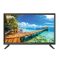 "Onn. 24"" Class 720p High Definition LED TV (100013602) at Walmart - $21.00 in 5% of stores"