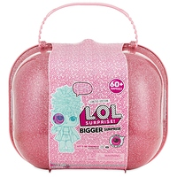 L.O.L. Surprise! Bigger Surprise with 60+ Surprises at Walmart - $50.00 in 6% of stores