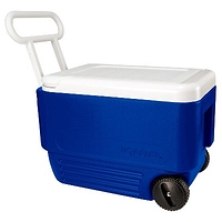 Igloo Wheelie Cool 38 Quart Cooler at Target - $24.99 in 59% of stores