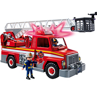 PLAYMOBIL Rescue Ladder Unit at Walmart - $3.50 in 18% of stores