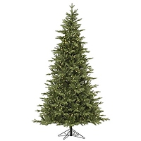 Vickerman 45' Fresh Balsam Fir Artificial Christmas Tree with 200 Warm White LED lights - $16.91