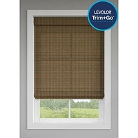 LEVOLOR Trim+Go Terracotta Light Filtering Cordless Roman Shade (Actual: 23.5-in x 64-in) at Lowes - $13.04 in 5% of stores