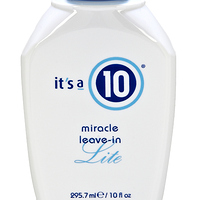 ($37.99 Value) It's a 10 Miracle Leave-in Lite Detangler 10 fl oz at Walmart - $9.00 in 8% of stores