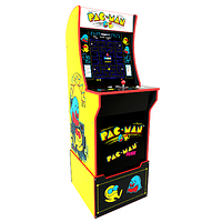 Pac-Man Arcade Machine with Riser Arcade1UP at Walmart - $199.00 in 6% of stores