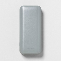Heyday™ 4000mAh Power Bank - Wild Dove at Target - $2.98 in 5% of stores